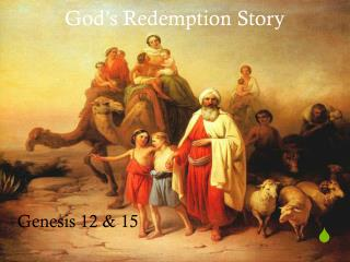 God's Redemption Story