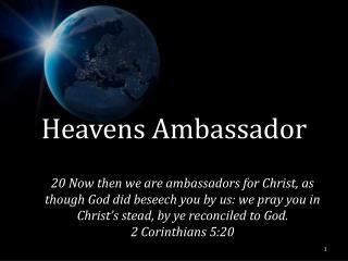 Heavens Ambassador