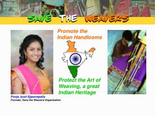 Promote the Indian Handlooms