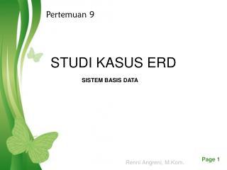 STUDI KASUS ERD