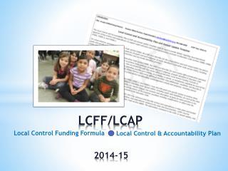 LCFF/LCAP