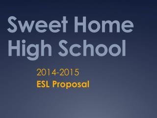 Sweet Home High School