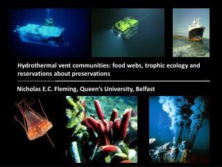 Nicholas E.C. Fleming, Queen's University,  Belfast