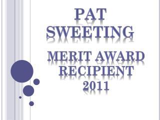 Pat  Sweeting