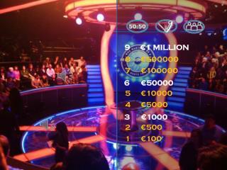 9 €1 MILLION