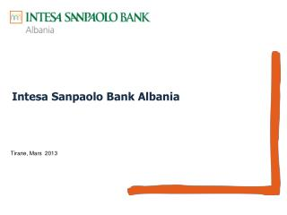 Intesa Sanpaolo  Bank Albania