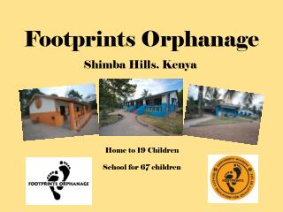 Footprints Orphanage
