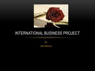 International Business Project