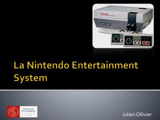 La Nintendo Entertainment System