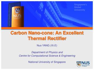 Carbon Nano-cone: An Excellent Thermal Rectifier