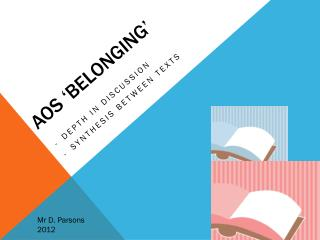 AOS 'Belonging'