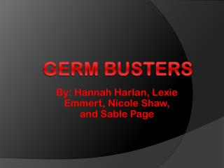 Germ Busters