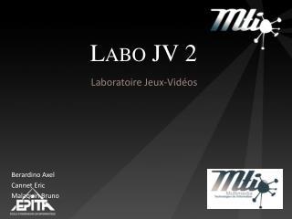 Labo JV 2
