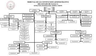 ESTRUCTURA ORGANIZACIONAL  GENERAL VIGENTE
