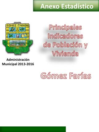 Administración Municipal 2013-2016