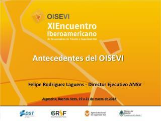Argentina, Buenos Aires, 19 a 21 de marzo de 2012