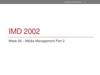 IMD 2002