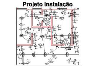 Projeto Instalação