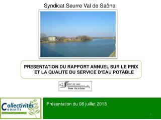 Syndicat Seurre Val de Saône