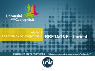 BRETAGNE – Lorient