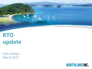 RTO  update Colin Mitten March 2012