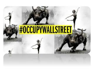 C'EST QUOI - «  OCCUPY WALL STREET »? LA MOTIVATION / LES REVENDICATIONS (EXTRAIT DE FILM)
