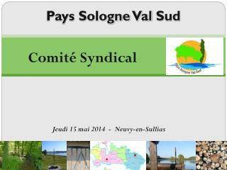 Pays Sologne Val  Sud