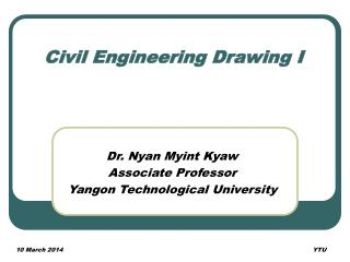 Civil Engineering Drawing I