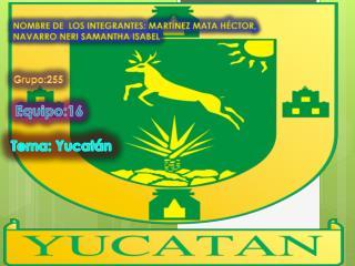 Nombre de  los integrantes: Martínez Mata Héctor ,  Navarro Neri  Samantha Isabel