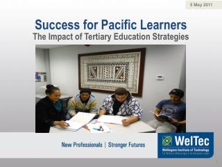 Success for Pacific Learners