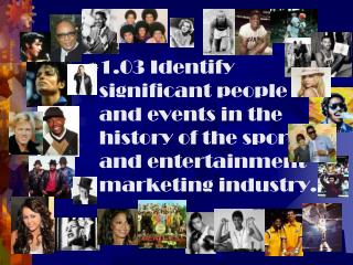 Pioneers in the Entertainment Marketing Industry
