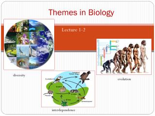 Themes in Biology