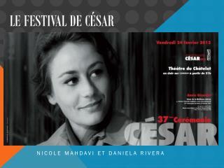 Le Festival de César