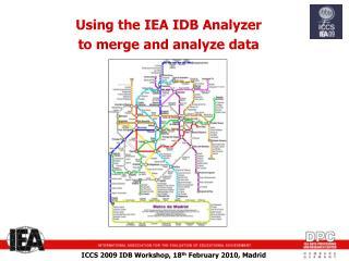 Using the IEA IDB Analyzer  to merge and analyze data