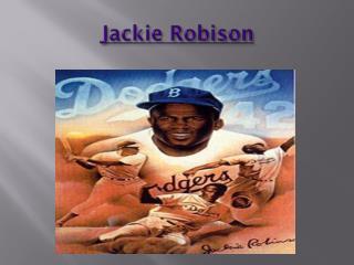 Jackie Robison
