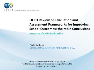 ww.oecd.org/ edu / evaluationpolicy