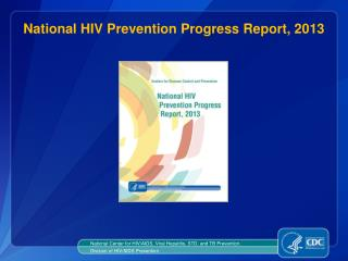 National HIV Prevention Progress Report, 2013