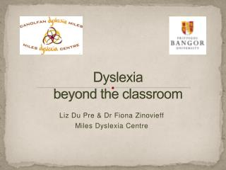 Dyslexia beyond the classroom