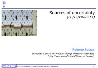 Sources of uncertainty (EC/TC/PR/RB-L1)