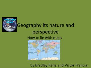 Geography its nature and perspective