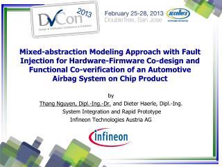 by Thang Nguyen, Dipl.-Ing.-Dr.  and Dieter Haerle, Dipl.-Ing.