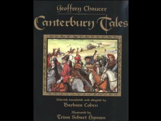 Author:  Geoffrey Chaucer
