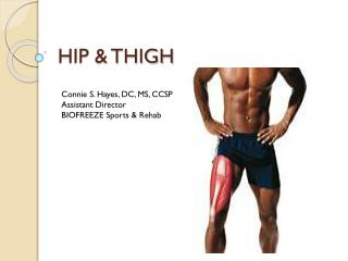 HIP & THIGH