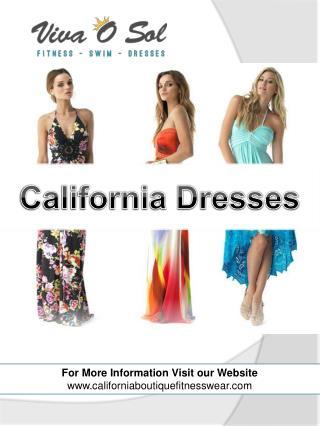 California Dresses