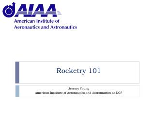 Rocketry 101