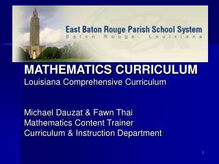 East Baton Rouge Public Schools