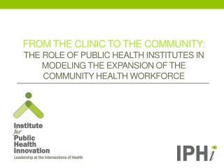 21-1094 Community Health Workers
