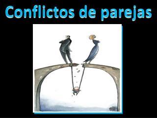 Conflictos de parejas