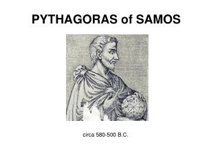the life and times of pure mathematician pythagoras of samos In his lifetime, he made many incredible inventions such as designing   undoubtedly, archimedes is considered the greatest scientist and mathematician  of ancient times  who had supplied the pure gold to be used and archimedes  was asked to  pythagoras of samos was a well-known mathematician,  scientist and a.