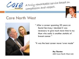 Care North West